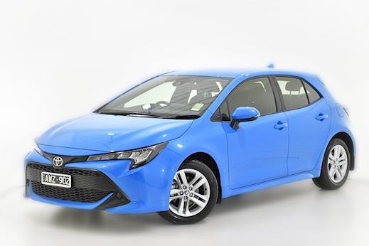 online store 9c339 9d293 Demo 2018 Toyota Corolla Ascent Sport Hatch Automatic CVT (Eclectic Blue)